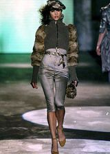 Just Cavalli Fall 2004 Ready&#45&#x3B;to&#45&#x3B;Wear Collections 0003