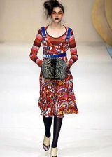 Clements Ribeiro Fall 2004 Ready-to-Wear Collections 0003