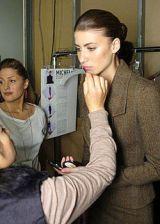 Ralph Lauren Fall 2004 Ready-to-Wear Backstage 0003
