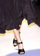 Narciso Rodriguez Fall 2004 Ready-to-Wear Detail 0003