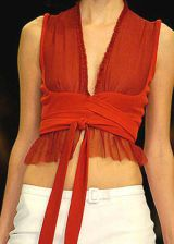 Jasper Conran Fall 2004 Ready-to-Wear Detail 0002