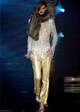 Julien MacDonald Fall 2004 Ready-to-Wear Collections 0002