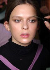 Prada Fall 2003 Ready-to-Wear Backstage 0002