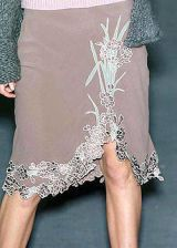 Catherine Malandrino Fall 2004 Ready-to-Wear Detail 0002