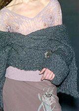 Catherine Malandrino Fall 2004 Ready-to-Wear Detail 0003
