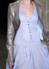 Zac Posen Fall 2004 Ready-to-Wear Detail 0003