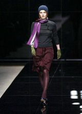 Burberry Prorsum Fall 2004 Ready-to-Wear Collections 0002