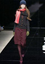 Burberry Prorsum Fall 2004 Ready-to-Wear Collections 0003