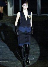 A.F. Vandevorst Fall 2004 Ready-to-Wear Collections 0003