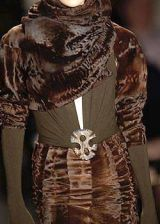 Donna Karan Fall 2004 Ready-to-Wear Detail 0002