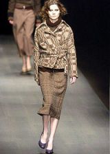 Dries Van Noten Fall 2004 Ready-to-Wear Collections 0003