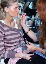 Chloe Fall 2004 Ready-to-Wear Backstage 0003