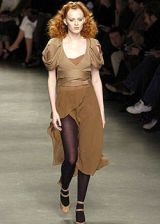 Martine Sitbon Fall 2004 Ready-to-Wear Collections 0002