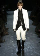 Ann Demeulemeester Fall 2004 Ready-to-Wear Collections 0002
