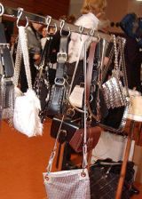 Paco Rabanne Fall 2004 Ready&#45&#x3B;to&#45&#x3B;Wear Backstage 0003