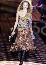 Roberto Cavalli Fall 2004 Ready-to-Wear Collections 0002