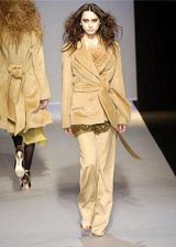 Collette Dinnigan Fall 2004 Ready-to-Wear Collections 0002