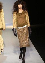 Collette Dinnigan Fall 2004 Ready-to-Wear Collections 0003