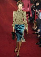 YSL Rive Gauche Fall 2004 Ready-to-Wear Collections 0002