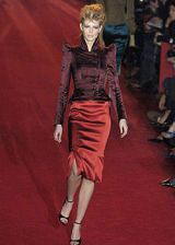 YSL Rive Gauche Fall 2004 Ready-to-Wear Collections 0003