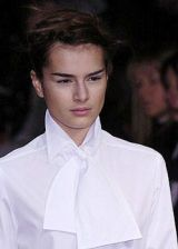 Y's Fall 2004 Ready-to-Wear Detail 0002
