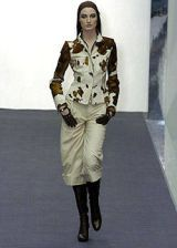 Salvatore Ferragamo Fall 2004 Ready-to-Wear Collections 0002