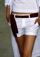 Lacoste Spring 2005 Ready-to-Wear Detail 0002