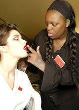 Valentino Fall 2004 Haute Couture Backstage 0003