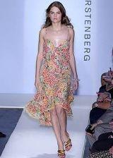 Diane von Furstenberg Spring 2005 Ready-to-Wear Collections 0002