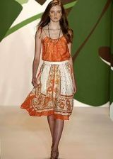 Milly Spring 2005 Ready-to-Wear Collections 0003