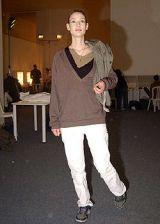 Haider Ackermann Fall 2004 Ready-to-Wear Backstage 0003