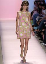 Lilly Pulitzer Spring 2005 Ready-to-Wear Collections 0002