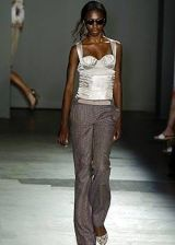Proenza Schouler Spring 2005 Ready-to-Wear Collections 0003