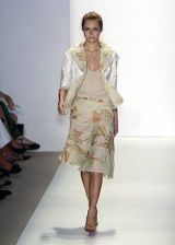 J. Mendel Spring 2005 Ready-to-Wear Collections 0002
