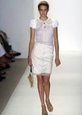 J. Mendel Spring 2005 Ready-to-Wear Collections 0003
