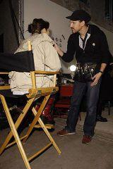 Thakoon Fall 2008 Ready&#45&#x3B;to&#45&#x3B;wear Backstage &#45&#x3B; 002