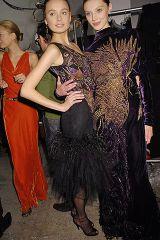 Ralph Lauren Fall 2008 Ready-to-wear Backstage - 002