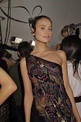 Ralph Lauren Fall 2008 Ready-to-wear Backstage - 003