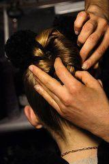 Zac Posen Fall 2008 Ready-to-wear Backstage - 002