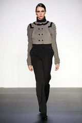 Steve J + Yoni P Fall 2008 Ready-to-wear Collections - 003