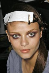 Nicole Miller Spring 2009 Ready&#45&#x3B;to&#45&#x3B;wear Backstage &#45&#x3B; 002