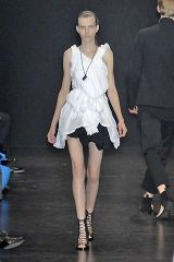 Ann Demeulemeester Spring 2009 Ready-to-wear Collections - 002