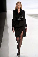 Clothing, Leg, Sleeve, Fashion show, Shoulder, Human leg, Photograph, Joint, Style, Formal wear,