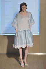 Clothing, Blue, Product, Sleeve, Dress, Shoulder, Photograph, Floor, Human leg, Joint,