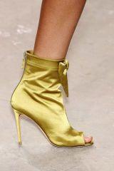 Footwear, Yellow, High heels, Joint, White, Sandal, Style, Tan, Fashion, Khaki,