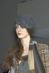 Textile, Pattern, Headgear, Plaid, Winter, Wool, Knit cap, Fashion, Beanie, Street fashion,