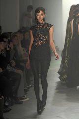 Leg, Shoulder, Photograph, Standing, Joint, Style, Formal wear, Waist, Fashion, Black,
