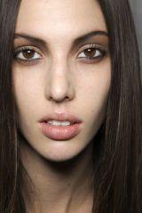 Nose, Lip, Cheek, Brown, Hairstyle, Skin, Chin, Forehead, Eyebrow, Eyelash,