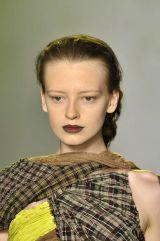 Clothing, Hair, Ear, Lip, Hairstyle, Chin, Forehead, Eyebrow, Photograph, Style,