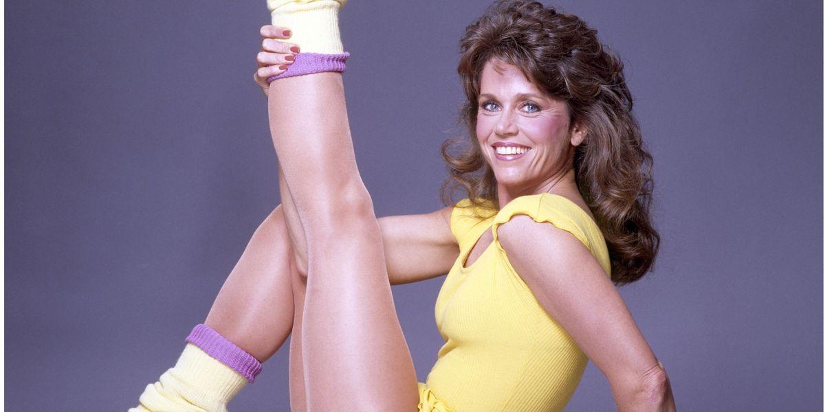 Work Out Like Your Mom: Jane Fonda Rereleases Aerobics Videos